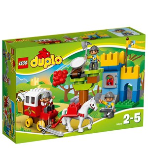LEGO DUPLO: Town Treasure Attack (10569)