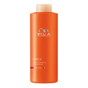 Wella Professionals Enrich Fine Shampoo (1000ml) (Worth £38.80)