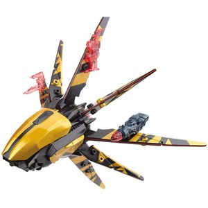 Guardians of the Galaxy Pursuit Spacecraft Starblaster Vehicle
