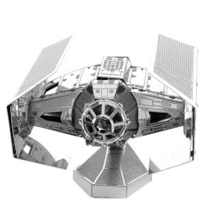 Star Wars Darth Vader's TIE Fighter Metal Construction Kit