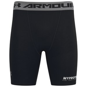 Under Armour® Men's Heatgear Armour Compression Shorts - Black