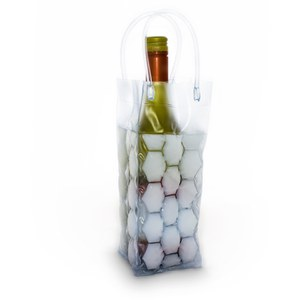 Chill Gel Wine Bottler Cooler Bag (Pack of 2)