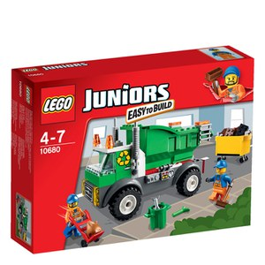 LEGO Juniors: Müllabfuhr (10680)