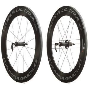 Campagnolo Bora Ultra 80 Tubular Dark Label Wheelset