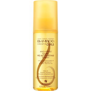 Alterna Bamboo Smooth Curls Anti-Frizz Curl Re-Activating Spray (125ml)