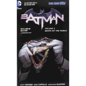 Batman: Death of the Family - Volume 3 (The New 52) Paperback Graphic Novel