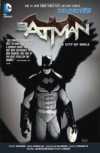 Batman: The City of Owls - Volume 2 (The New 52) Paperback Graphic Novel