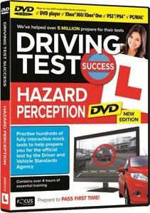 Hazard Perception DVD 2014/15