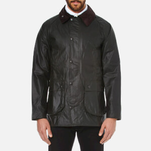 Barbour Heritage Men's SI Bedale Wax Jacket - Sage
