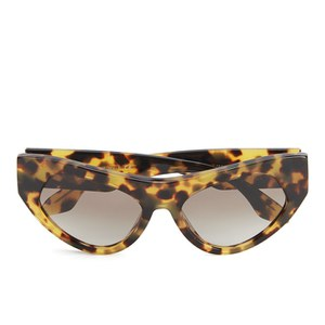 Prada Voice Women's Sunglasses - Havana