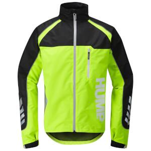 Hump Strobe Waterproof Jacket - Safety Yellow