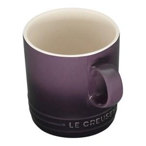 Le Creuset Stoneware Mug, 350ml - Cassis