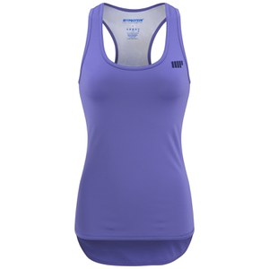 Camiseta Racer Back sin Mangas Myprotein - Mujer - Color Lila