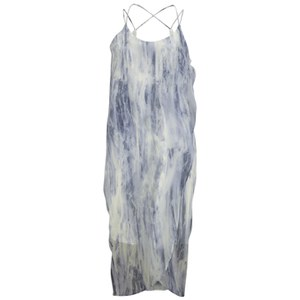 Vero Moda Women's Marble Strap Sun Dress - Purple Heather