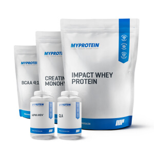 Myprotein Lean Muscle Bundle