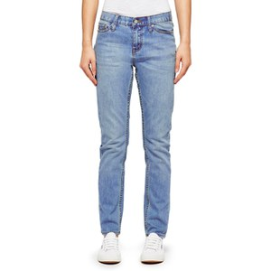 Cheap Monday Women's 'Thrift' Boyfriend-Fit Jeans - TS Wash