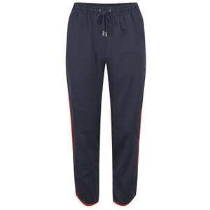 ONLY Women's Mason Loose Trousers - Navy Blazer