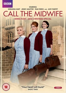 Call the Midwife - Series Four (Includes 2014 Christmas Special)