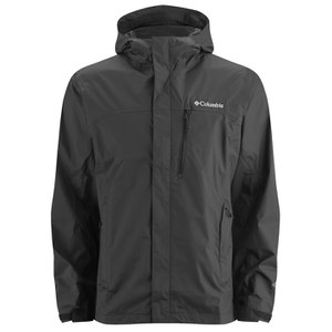 Columbia Men's Pouring Adventure Jacket - Black