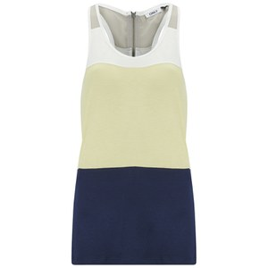 ONLY Women's Lilla Striped Top - Ash
