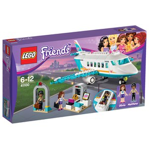 LEGO Friends: Heartlake Private Jet (41100)