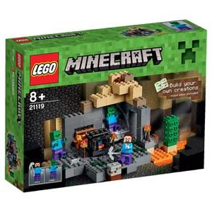 LEGO Minecraft: De Kerker (21119)