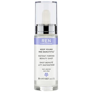 REN Keep Young and Beautiful™ Instant Firming Beauty Shot sérum tonifiant