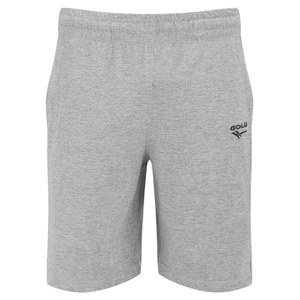 Gola Men's Crown Jersey Shorts - Grey Marl