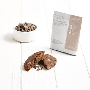 Deliciously Different Double Chocolate Chip Cookie