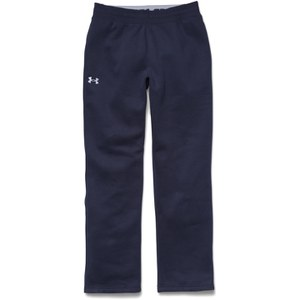 Under Armour Men's Storm Cotton Rival Pants - Midnight Navy