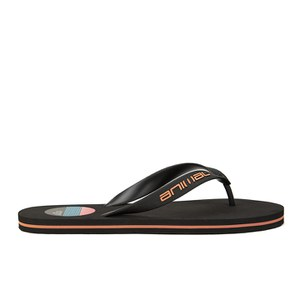 Animal Men's Costaz Flip Flops - Black
