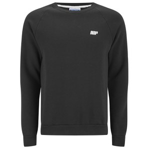 Myprotein Men's Crew Neck Sweatshirt - Black