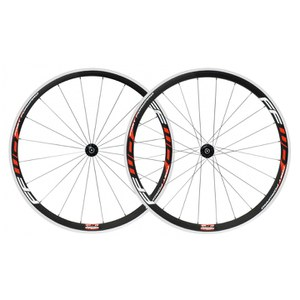Fast Forward F4R Clincher Wheelset DT Swiss 240 - Black