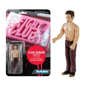 ReAction Fight Club Shirtless Tyler Durden 3 3/4 Inch Action Figure