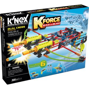 K'NEX K Force Dual Cross Blaster (47526)