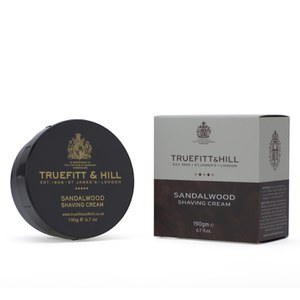 Truefitt & Hill Sandalwood Shave Cream Bowl