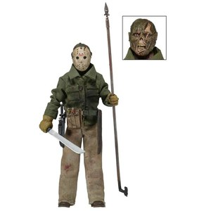 NECA Friday The 13th Part 6 Jason 8 Inch Action Figure