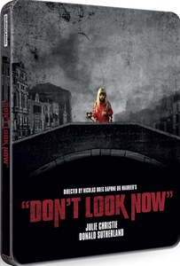Don´t Look Now - Steelbook Exclusivo de Edición Limitada. 2000 Copias.
