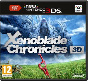 Xenoblade Chronicles 3D (New 3DS Only)