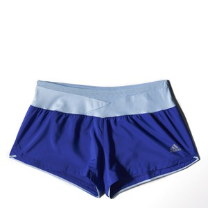 adidas Women's Supernova Glide Shorts - Purple