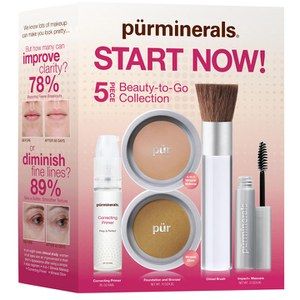 PUR Start Now Kit in Light Tan