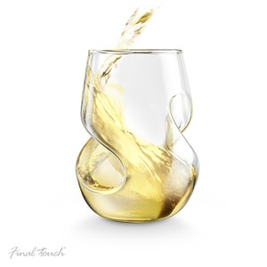 Conundrum White Wine Glasses (Set of 4)