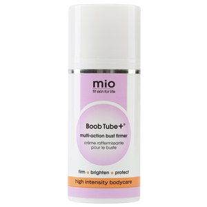 Crema tonificante para el pecho Mio Skincare Faces Boob Tube + Multi Action Bust Cream (100ml)