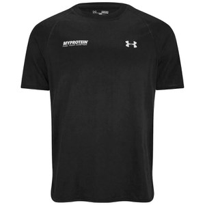 Under Armour® Men's Tech™ T-Shirt - Black/White