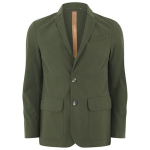 Private White VC Men's Ventile Combat Traveller Blazer - Olive