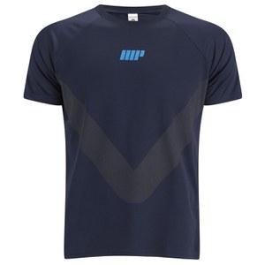 Myprotein Men's Running T-Shirt - Navy