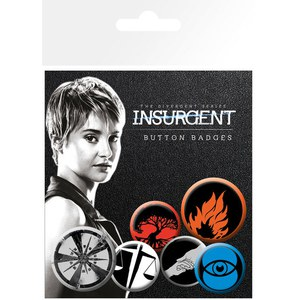 Insurgent Factions - Badge Pack