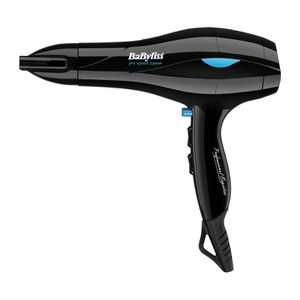 BaByliss PRO Speed AC 2200 Hair Dryer - Black/Blue