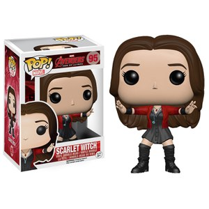Marvel Avengers Age of Ultron Scarlet Witch Funko Pop! Wackelkopf Figur