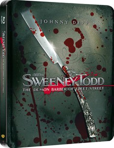 Sweeney Todd - Zavvi Exclusive Limited Edition Steelbook